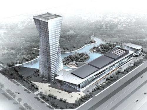 四川广播电视中心