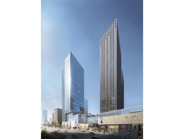 中国建筑第八工程局有限公司(重庆新华协信中心)