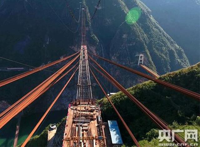 中铁大桥局集团第五工程有限公司(大瑞铁路澜沧江大桥项目经理部)