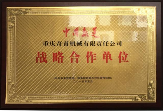 中国报道战略合作单位